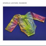 Gymnastics Doll Leotards in Rainbow Sparkle