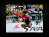 Motivational Gymnastics Poster of Simone Biles