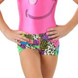 Wild and Crazy Gymnastics Boy Shorts