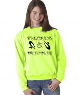 Cool Sweatshirt for Tumbling and Trampoline