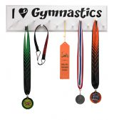 Ribbon Rack for Gymnast